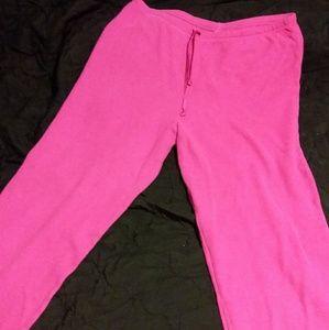 Delicates pink Pajama pants